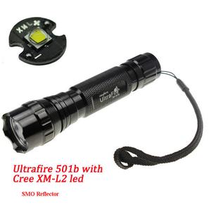 UltraFire WF-501B XM-L2