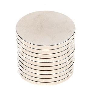 20x2mm Neodymium N35 Magnet